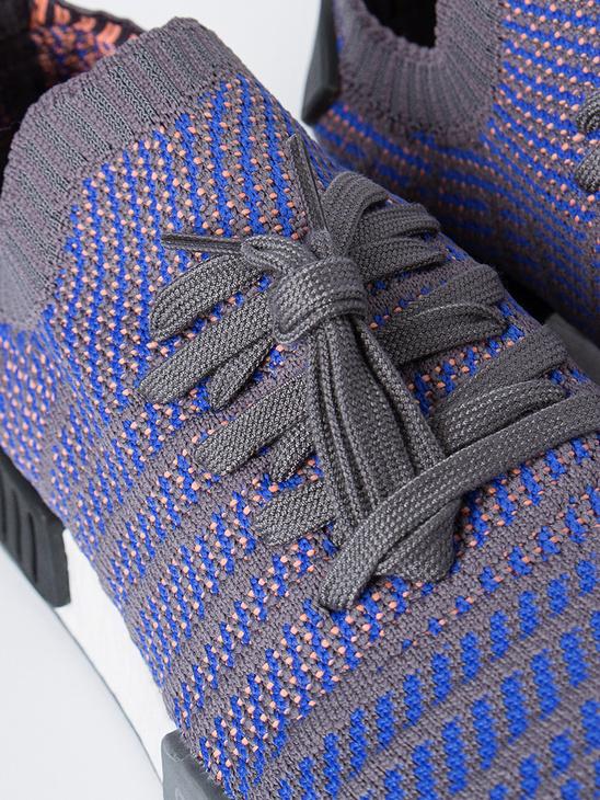 APLACE NMD_R1 STLT PK Hi-Res Blue - Adidas Originals