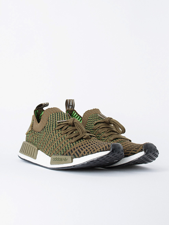 NMD_R1 STLT PK Trace Olive