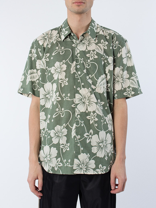 APLACE Initial Short Sleeve Shirt - Our Legacy