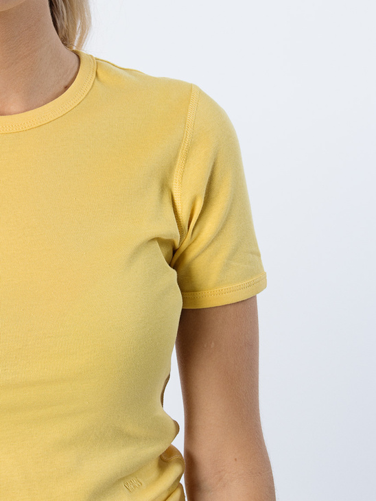 Fia T-Shirt Yellow