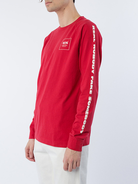 Han Long Sleeve Red