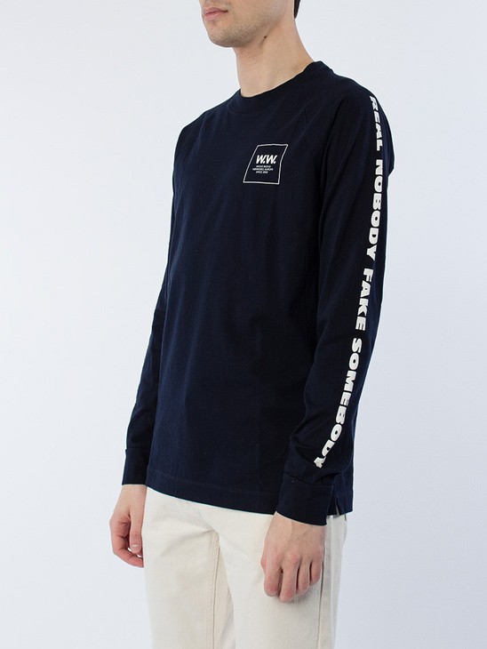 Han Long Sleeve Navy