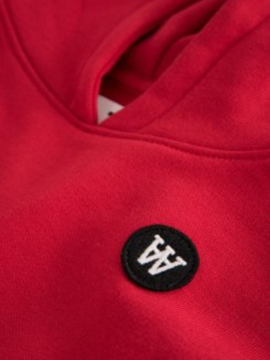 Izzy Hoodie Red