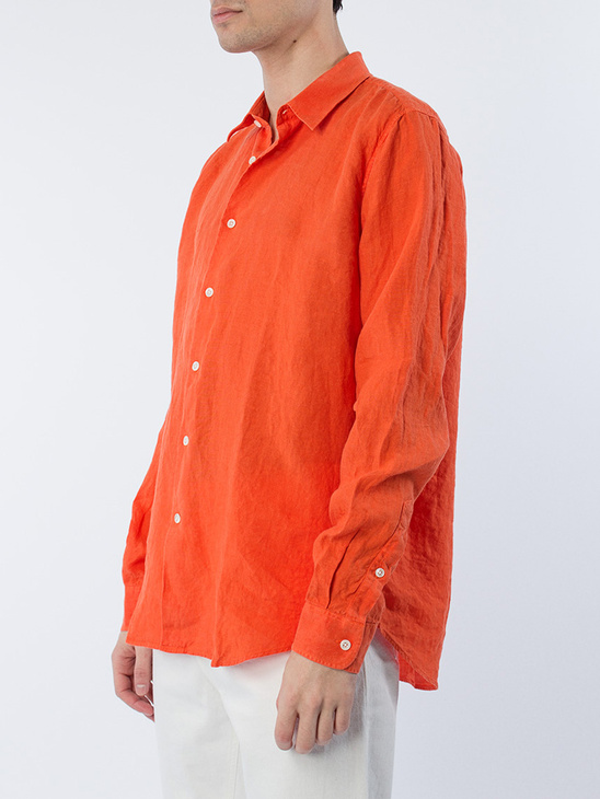 Air Clean Shirt Orange