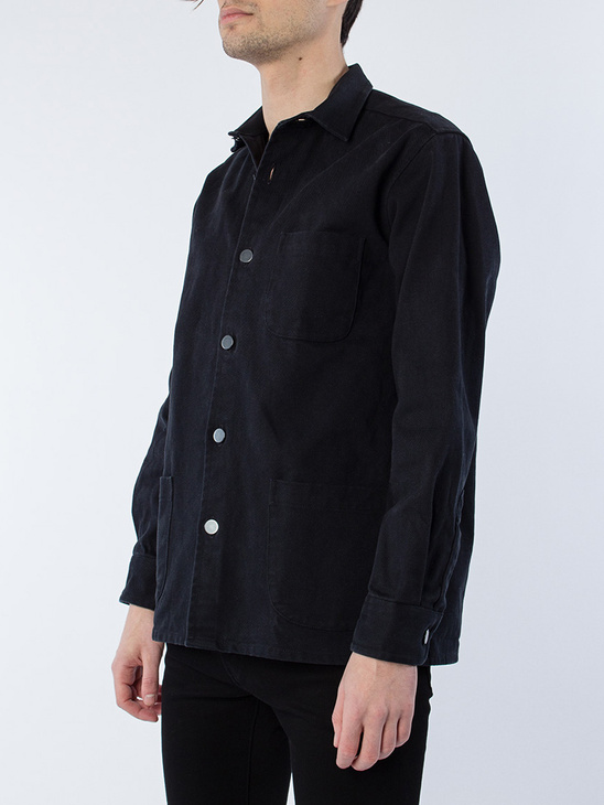 Overshirt Twill One