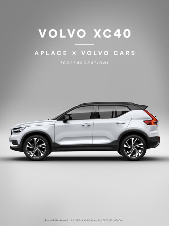 APLACE Volvo XC40 - Volvo