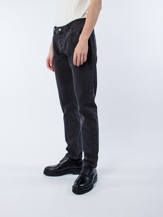 Tapered Jeans Grey Stone