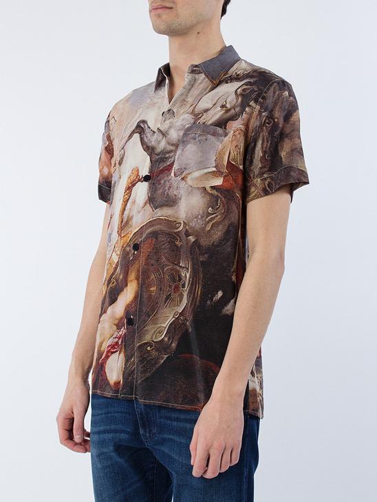 Mist Shirt Painting