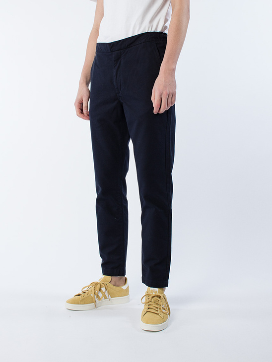 Illusion Trouser Dark Navy