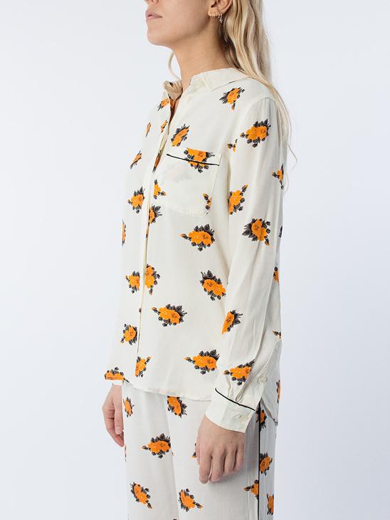 Roseburg Crepe Shirt