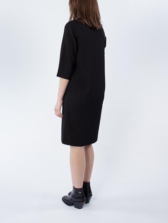 Textured Tee Dress
