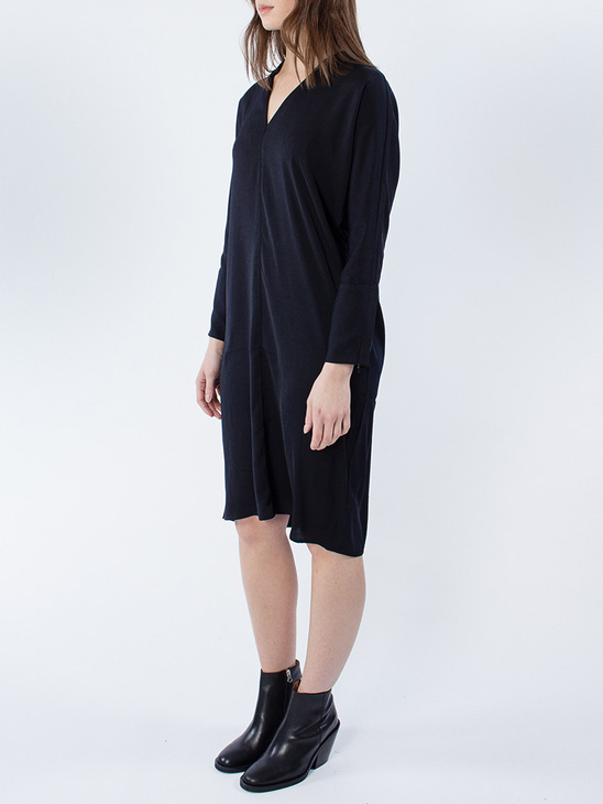 Drapey Tunic Dress