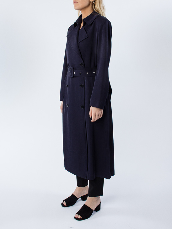 Daria Drapey Trench