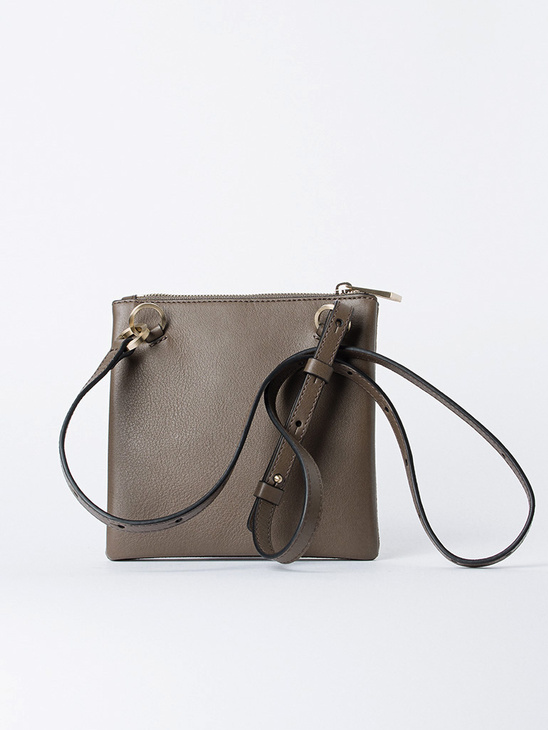 Marly Utility Leather Bag