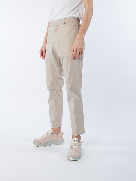 M. Noah Pop Cropped Slacks