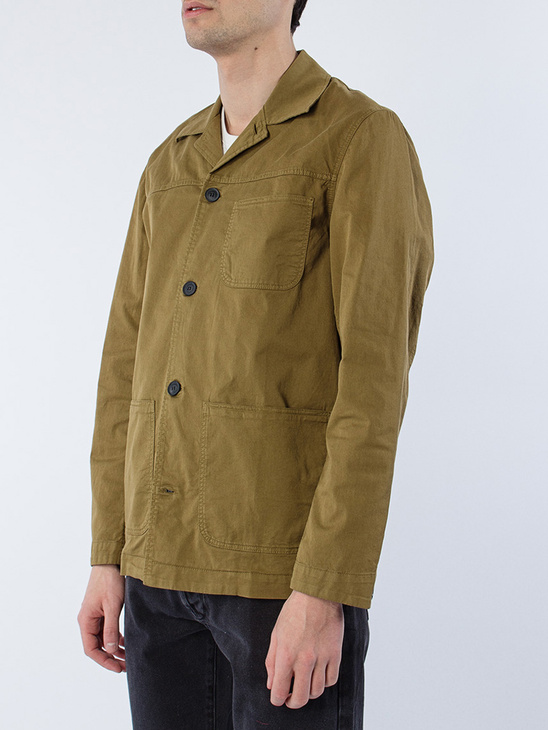 Alan Shirt Jacket