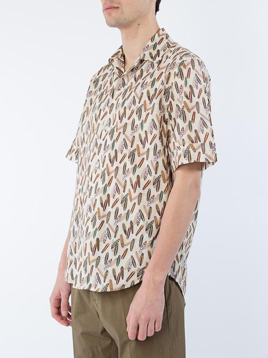 Mills Uniform SS Print