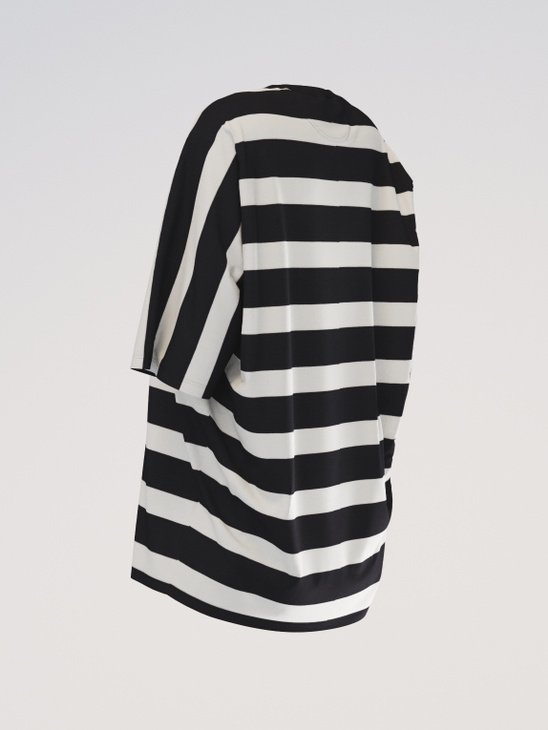 Boxy Tee Striped