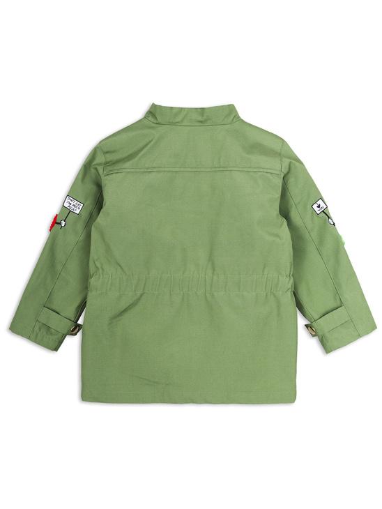 Veggie patch jacket