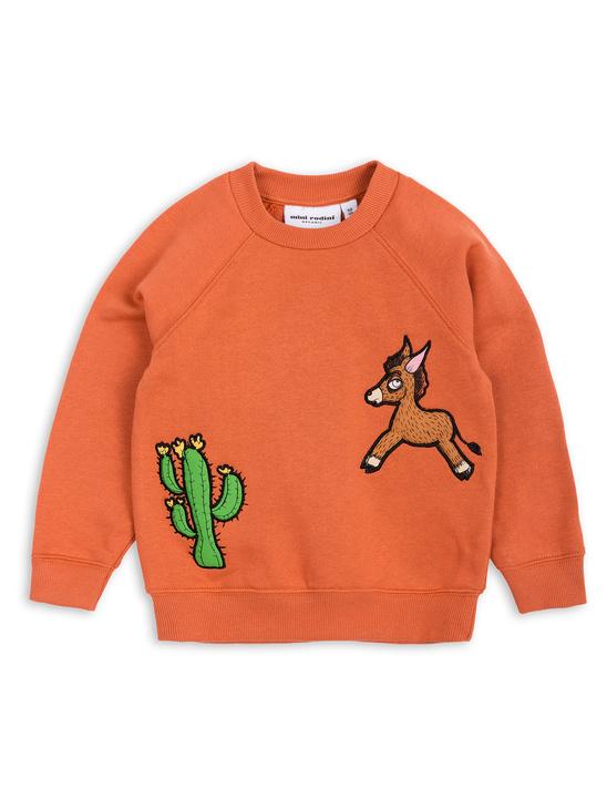 Donkey cactus sweatshirt