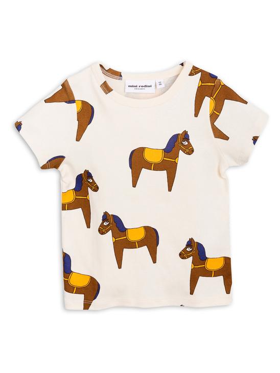Horse ss tee