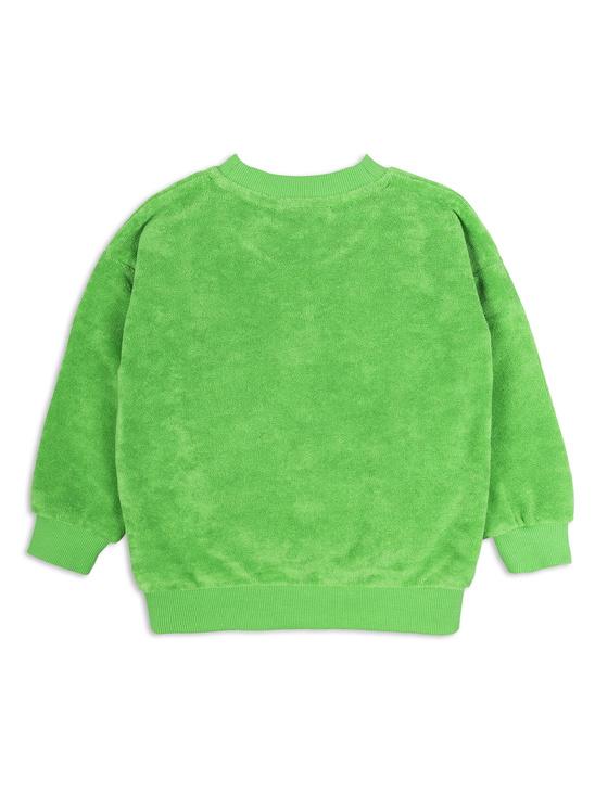 Cucumber SP terry sweatshirt