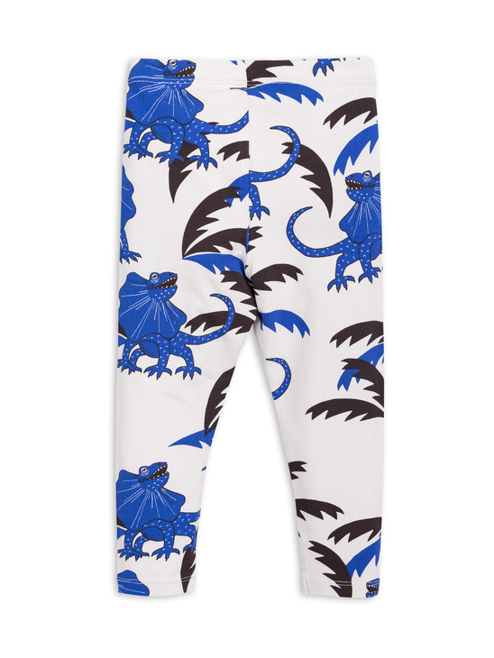 Draco leggings blue