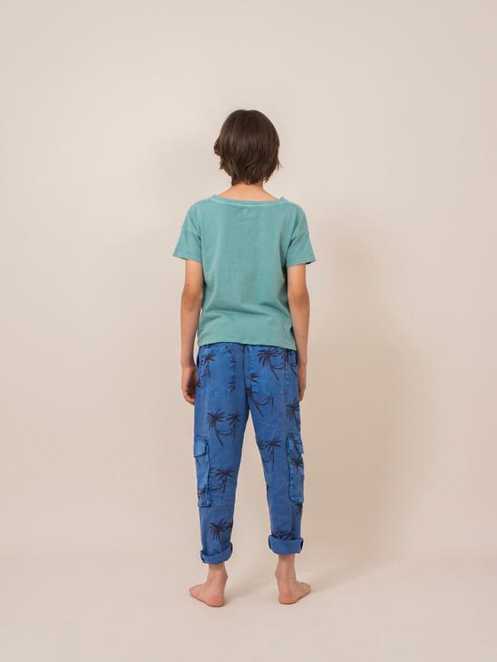 Footprint Short Sleeve T-Shirt