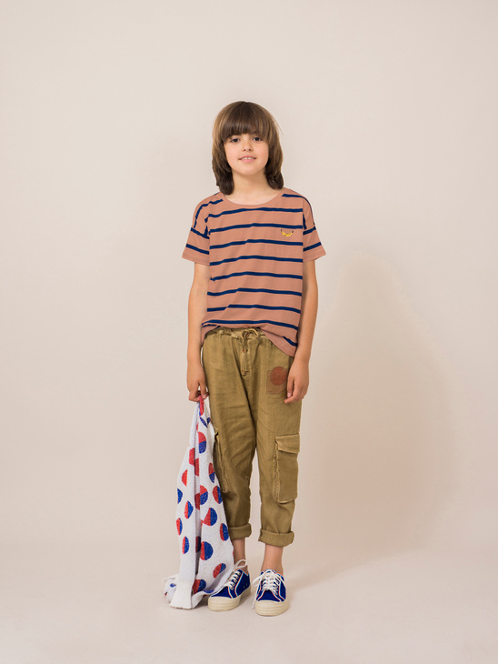 Breton Stripes Short Sleeve
