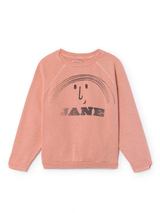 Little Jane Raglan Sweatshirt