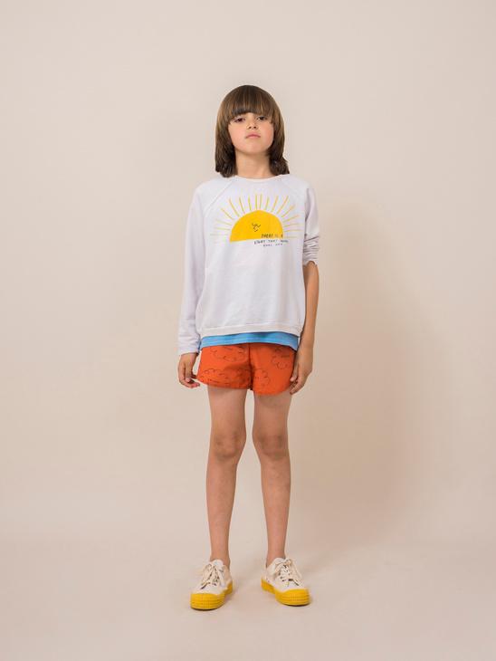 Sun Raglan Sweatshirt