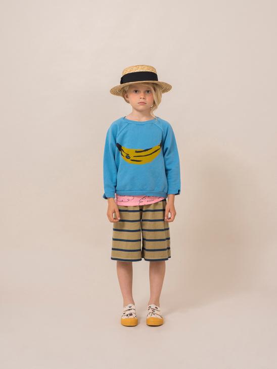 Banana Raglan Sweatshirt