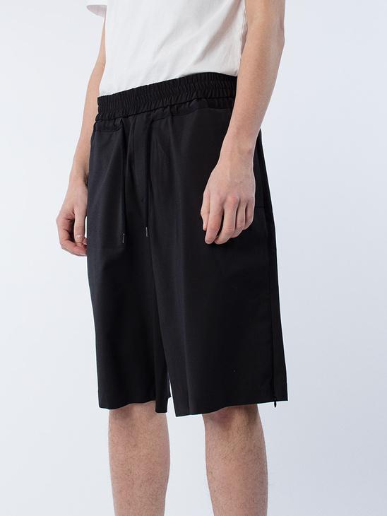 Cord Long Shorts
