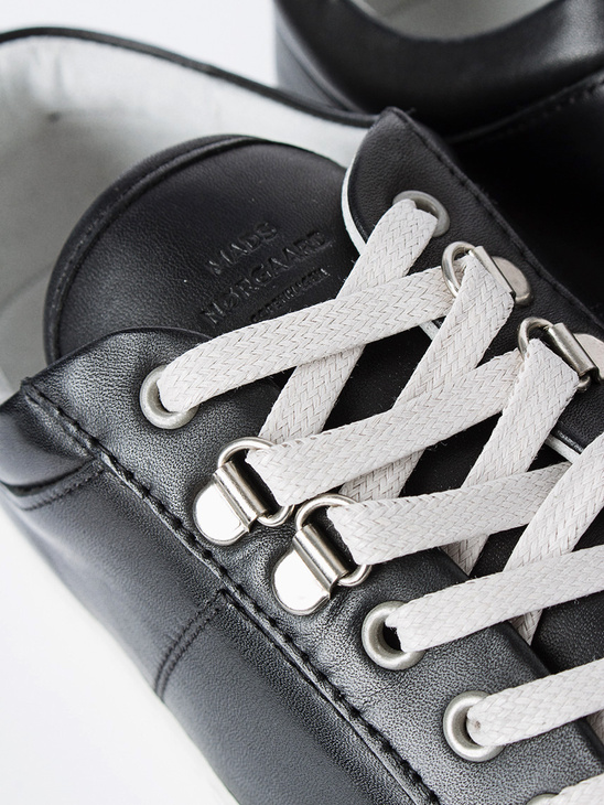APLACE Leather Sneak Madson Black - Mads Nørgaard
