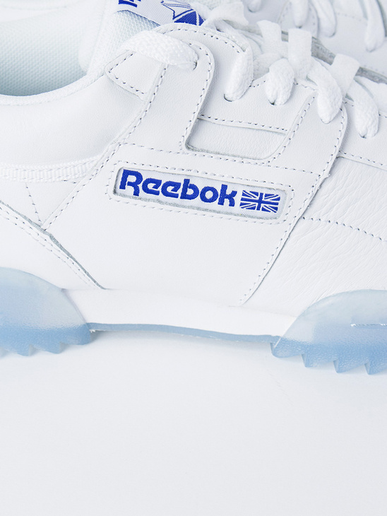 APLACE Workout Clean Ripple Ice W/Blu - Reebok