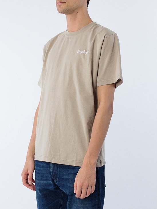Little Signature Tee V Khaki