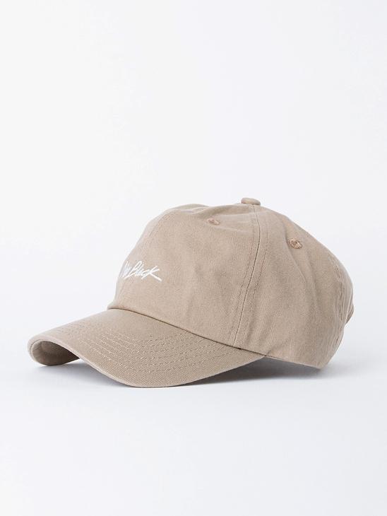 Signature Baseball Cap Khaki
