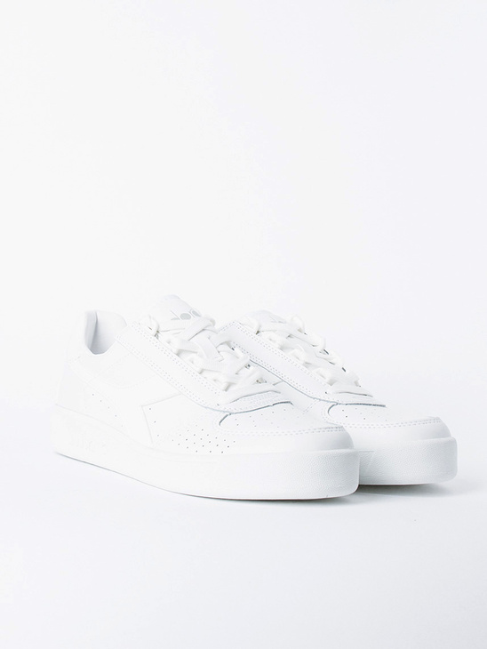 B. Elite White Optical / White