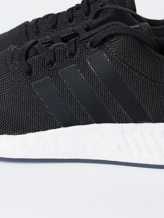 APLACE NMD_R2 Core Black - Adidas Originals