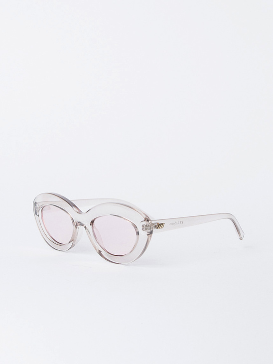 Fluxus Shadow W Pink
