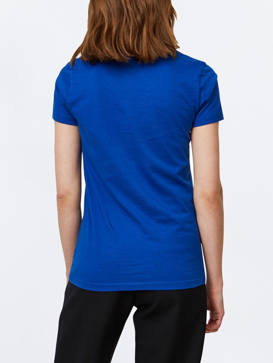 Eden T-tshirt Blue