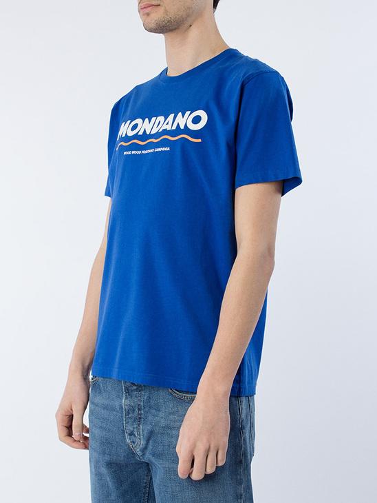 Sami T-Shirt Blue