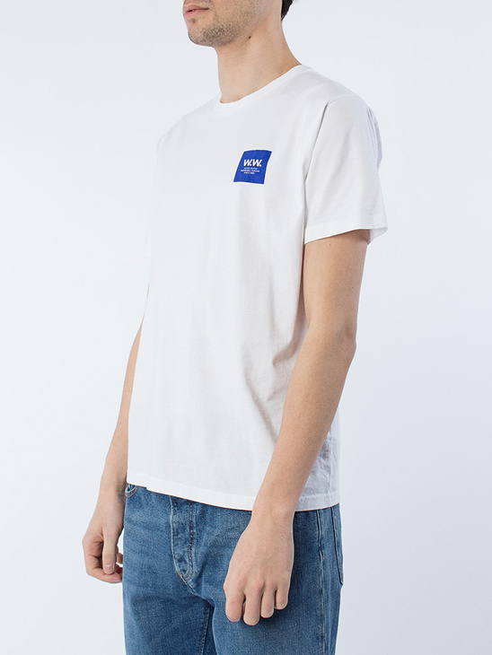 Sami T-Shirt Bright White