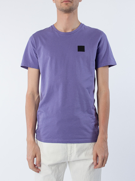 APLACE Orig Tee Cold Lilac - Peak Performance