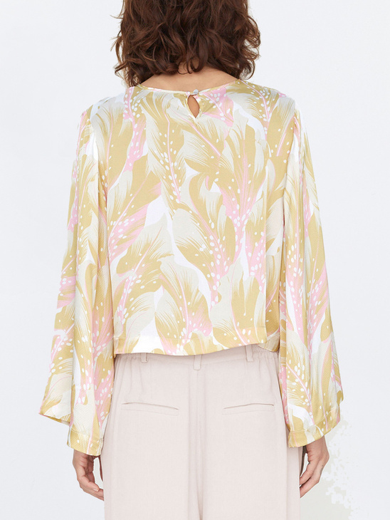 Bimori Seaflower Blouse