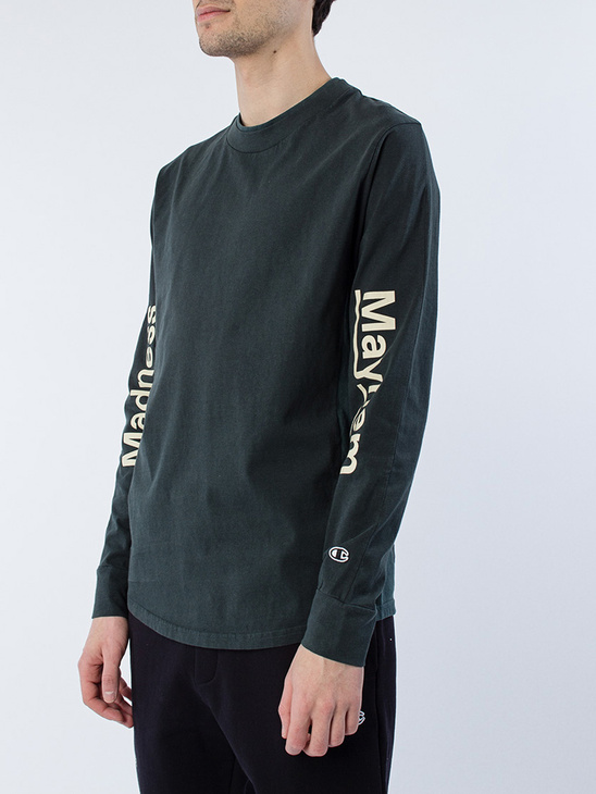 Long Sleeve Tee Green