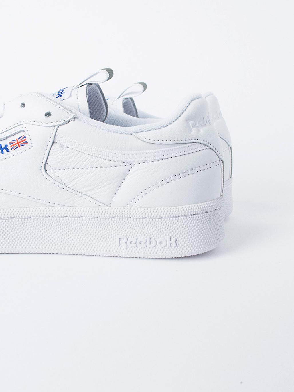 7dbe9386b48 Club C 85 RT White