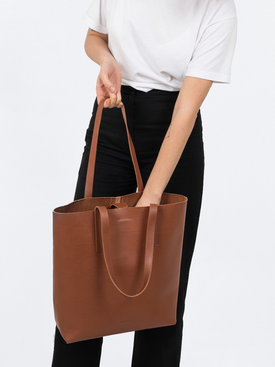 Helga Cognac Brown