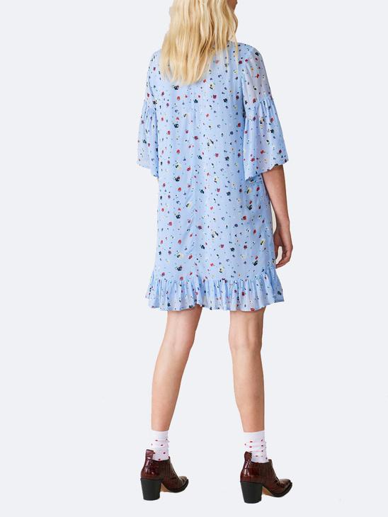 Dainty Georgette Dress