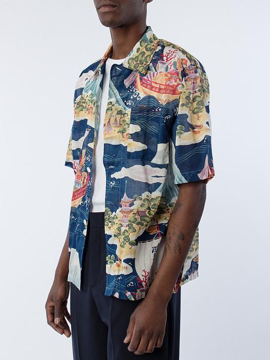 Box 2P Sl Shirt